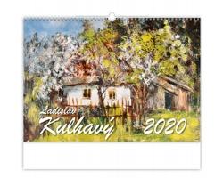 Nástěnný kalendář Ladislav Kulhavý 2020