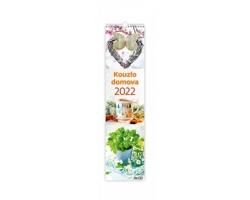 Nástěnný kalendář Kouzlo domova 2022