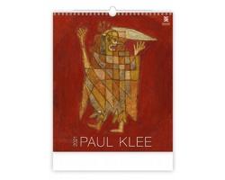 Nástěnný kalendář Paul Klee 2021