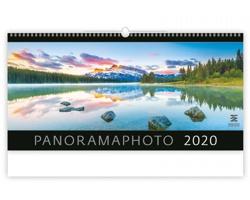 Nástěnný kalendář Panoramaphoto 2020