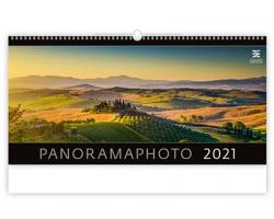 Nástěnný kalendář Panoramaphoto 2021