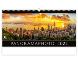 Nástěnný kalendář Panoramaphoto 2022