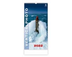 Nástěnný kalendář Verticalphoto 2022