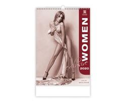 Nástěnný kalendář Women Exclusive 2020