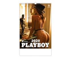 Nástěnný kalendář Playboy 2020