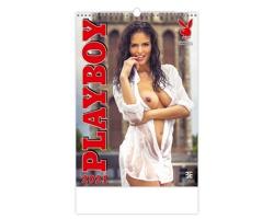 Nástěnný kalendář Playboy 2021