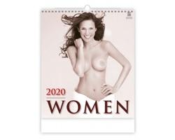 Nástěnný kalendář Women 2020