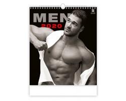 Nástěnný kalendář Men 2020