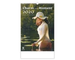 Nástěnný kalendář Charm of the Moments 2020