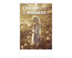 Nástěnný kalendář Charm of the Moment 2021