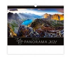 Nástěnný kalendář Tatry Panorama 2021
