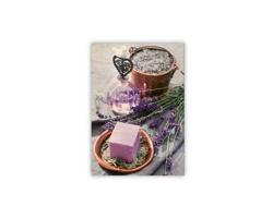 Luxusní dřevěný nástěnný obraz Provence