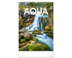 Nástěnný kalendář Voda 2022
