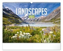 Nástěnný kalendář Krajiny 2022