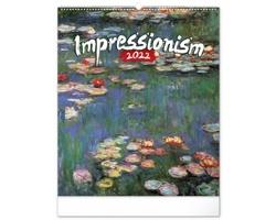 Nástěnný kalendář Impresionismus 2022