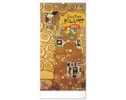 Nástěnný kalendář Gustav Klimt 2022