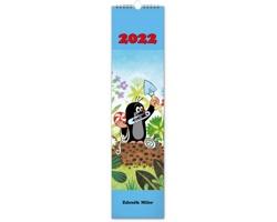 Nástěnný kalendář Krteček 2022 - vázanka