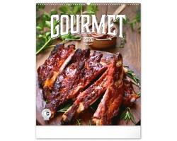 Nástěnný kalendář Gourmet 2020