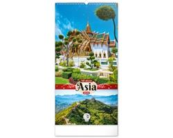 Nástěnný kalendář Zaostřeno na Asii 2020