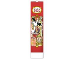 Nástěnný kalendář Josef Lada - Pohádky 2020