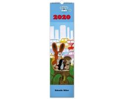 Nástěnný kalendář Krteček 2020 Mini
