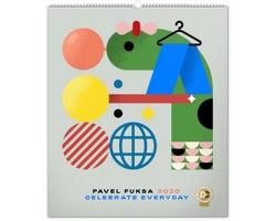 Nástěnný kalendář Pavel Fuksa 2020