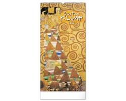 Nástěnný kalendář Gustav Klimt 2021
