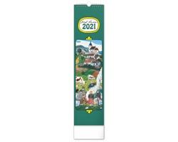 Nástěnný kalendář Josef Lada - Na vsi 2021