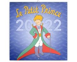 Nástěnný kalendář Malý princ 2022 - poznámkový
