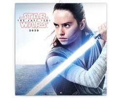 Nástěnný kalendář Star Wars 2020 - poznámkový