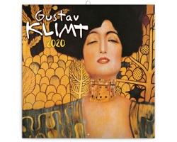 Nástěnný kalendář Gustav Klimt 2020 - mini, poznámkový