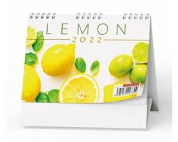 Stolní kalendář Lemon 2022
