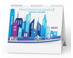 Stolní kalendář Čtrnáctidenní 2022