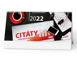 Stolní kalendář Citáty III 2022