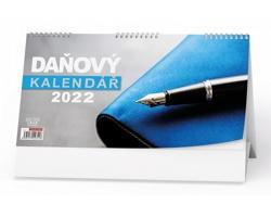 Stolní kalendář Daňový 2022