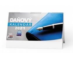 Stolní kalendář Daňový 2021
