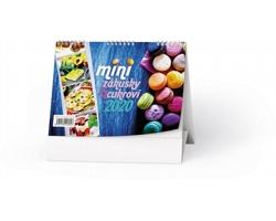 Stolní kalendář Mini zákusky & cukroví 2020