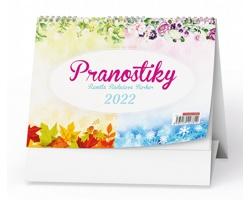 Stolní kalendář Pranostiky - Renata Raduševa Herber - 2022
