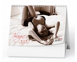 Stolní kalendář Imagine 2022