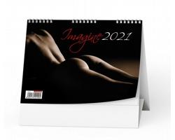 Stolní kalendář Imagine 2021