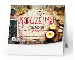 Stolní kalendář Kouzelný - Renata Raduševa Herber - 2022