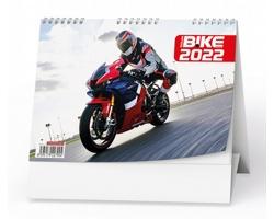 Stolní kalendář Motorbike 2022