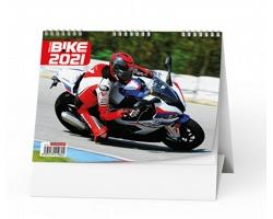 Stolní kalendář Motorbike 2021