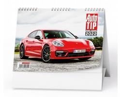 Stolní kalendář Autotip 2022