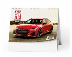 Stolní kalendář Autotip 2020, A5