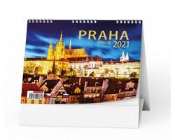 Stolní kalendář Praha 2021