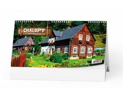 Stolní kalendář Chalupy 2021