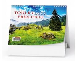 Stolní kalendář Toulky přírodou 2022