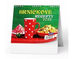 Stolní kalendář IDEÁL 2022 - Hrníčkové recepty