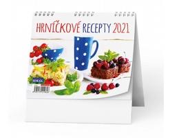 Stolní kalendář IDEÁL 2021 - Hrníčkové recepty